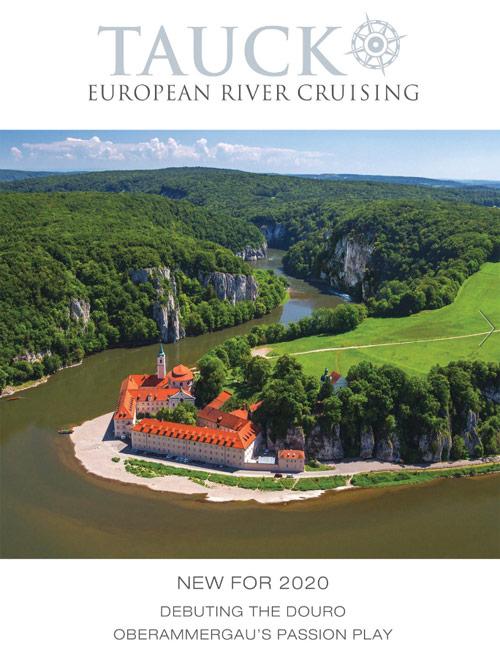 European River Cruising Image
