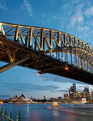 Australia and New Zealand Image