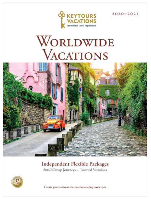 Worldwide Vacations Image