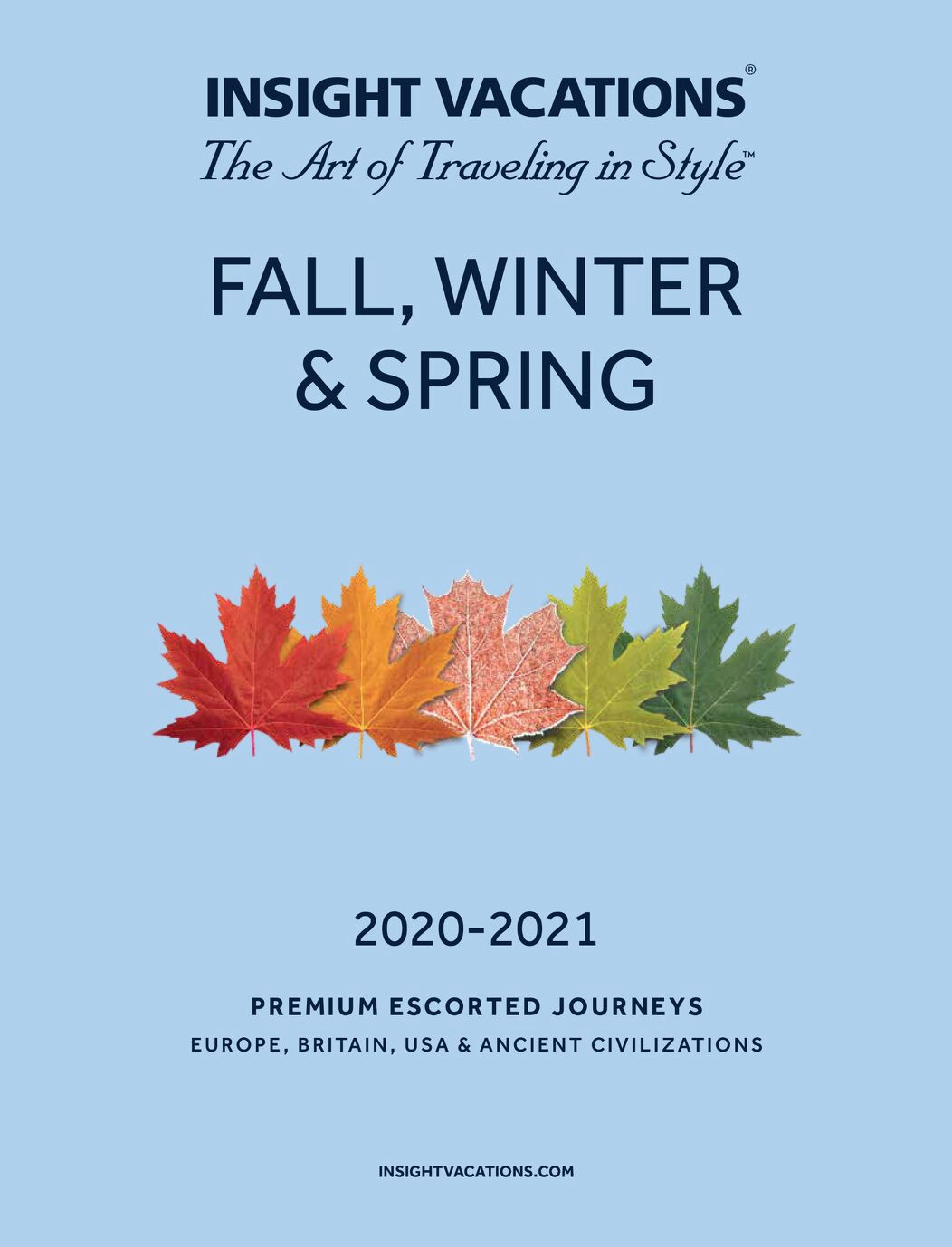 Fall, Winter, and Spring Image