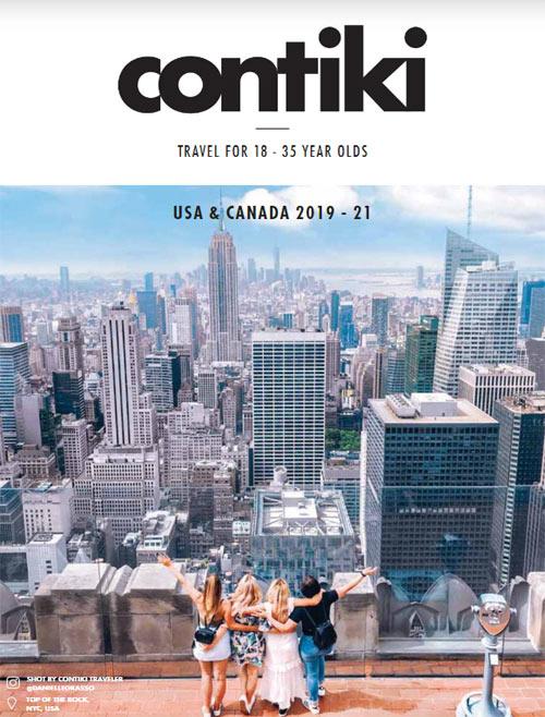 USA and Canada Image