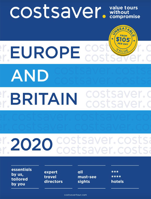 Costsaver Europe and Britain Image