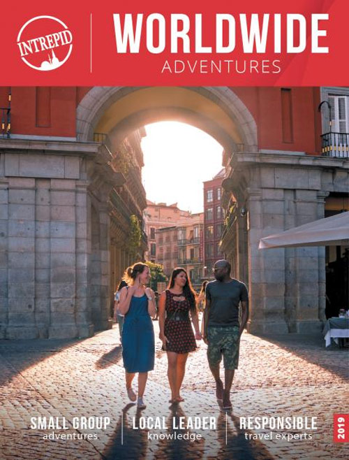 Worldwide Adventures Image