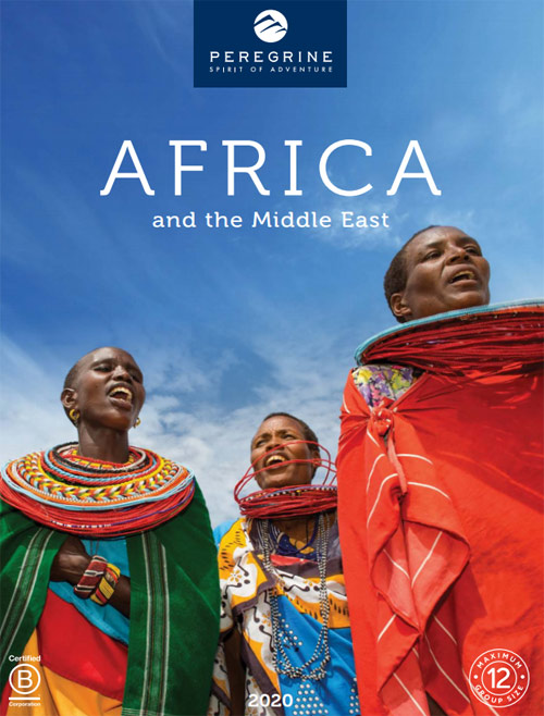Africa and the Middle East Image