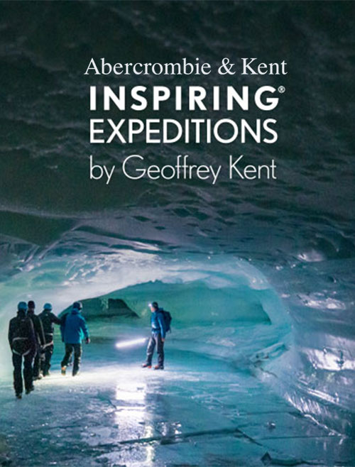 Inspiring Expeditions by Geoffrey Kent Image