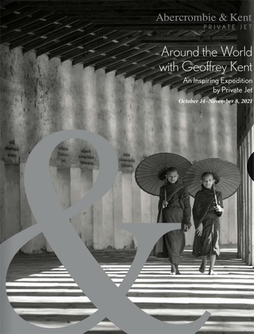 Around the World with Geoffrey Kent Image