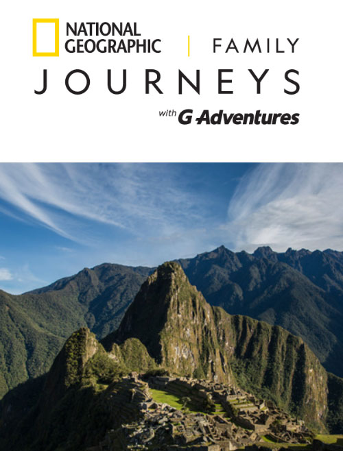 National Geographic Family Journeys Image
