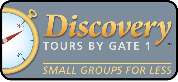 Discovery By Gate1 Logo