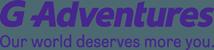 G Adventures Tours Logo