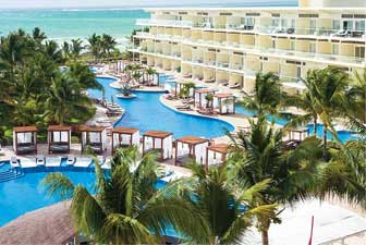 Azul Beach Resort Riviera Cancun, By Karisma