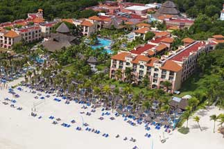 Sandos Playacar Beach Resort