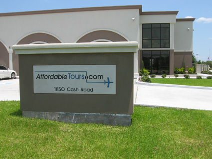 AffordableTours.com Home