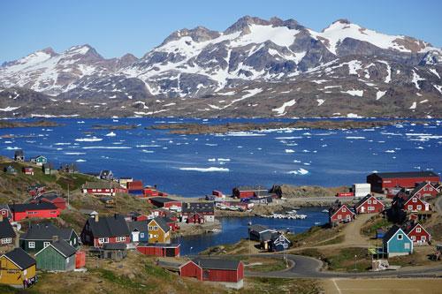 Greenland Image