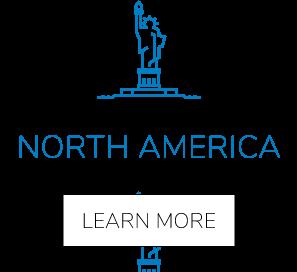 North America Destinations - Learn More