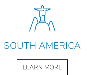 South America Destinations - Learn More