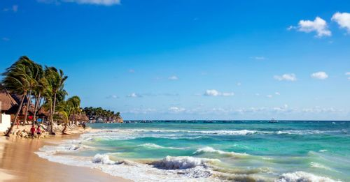Spend time in Playa del Carmen