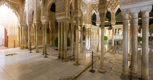Admire Moorish Architecture in Granada
