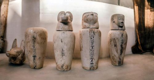 The Mummification Museum in Luxor