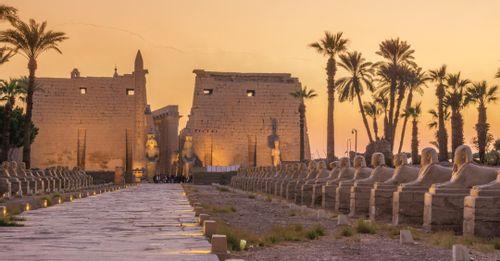 Visit Luxor Temple
