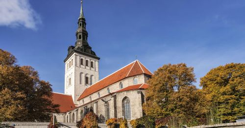 Visit St. Nicholas Church and Museum