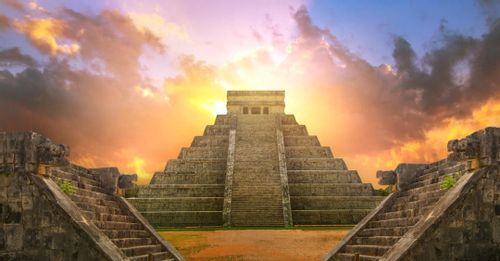 See the iconic Chichen Itza