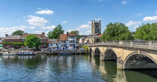Henley-on-Thames to Oxford