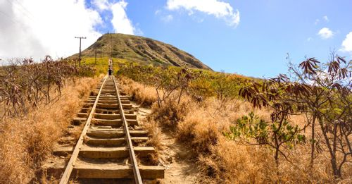 Walk Koko Crater Trail
