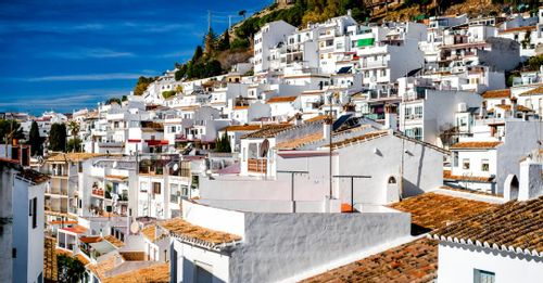 Explore the Charming Hill Towns of Andalusia
