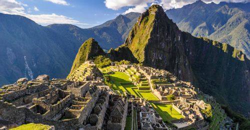 Uncover the legend of the Inca civilization at Machu Picchu