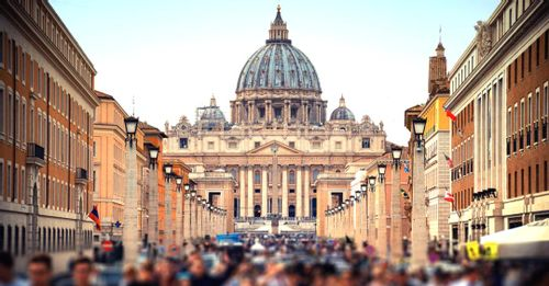 Visit the Vatican and Sistine Chapel