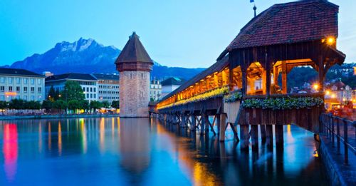 Relax in Beautiful Lucerne