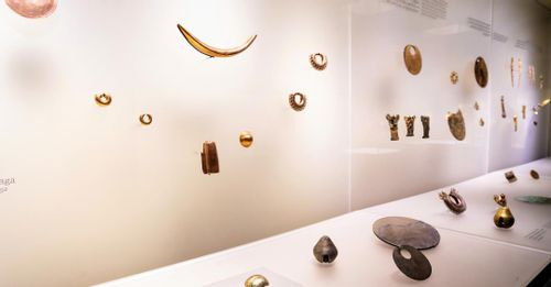 Explore the Pre-Columbian Gold Museum