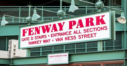The Fenway Park