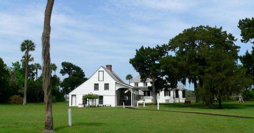 Explore Kingsley Plantation
