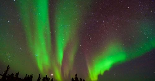 See the breathtaking Northern Lights