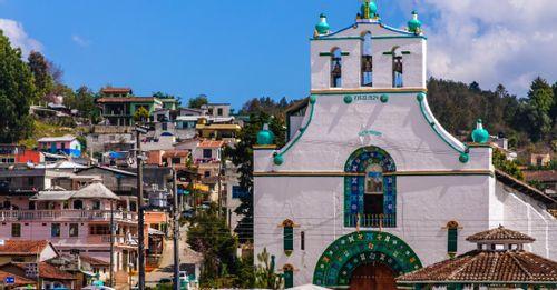 Iglesia de San Juan Chamula