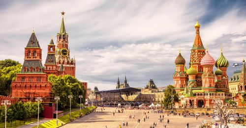 Kremlin Grounds