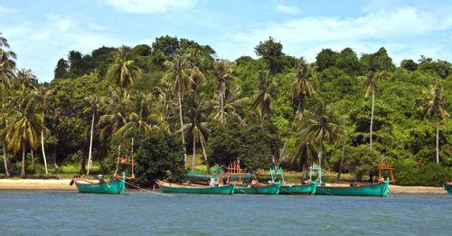 Hike Kaoh Tonsay