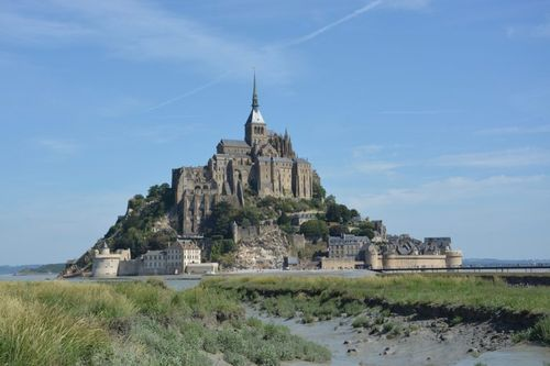 Learn About History at Mont Saint-Michel