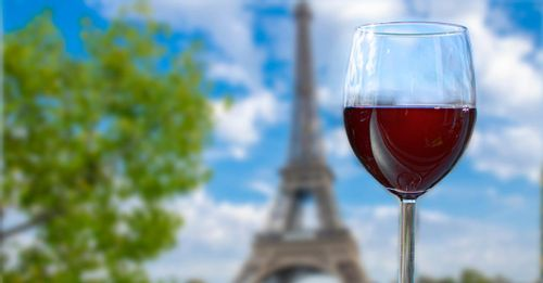 Drink Fine Wine in Paris
