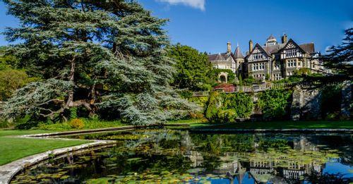 Visit the Spectacular Bodnant Garden