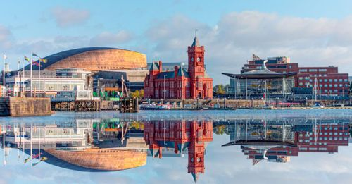 Discover Beautiful Cardiff