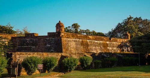 Fortress of San Fernando de Omoa's (Honduras)