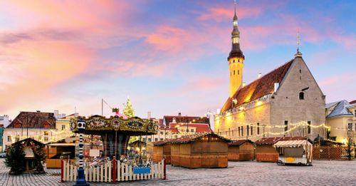 Explore Tallinn Town Hall
