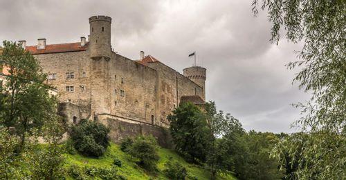 Explore Toompea Castle