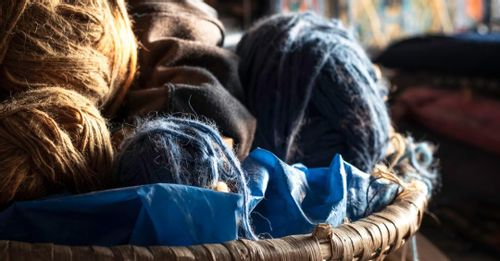 Support the Tibetan Refugees by buying handmade goods in Jawalakhel