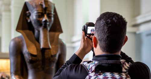 Spend Time in the British Museum
