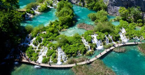 Experience Plitvice Lakes National Park