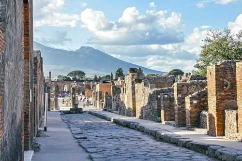 Explore the Ruins of Pompeii