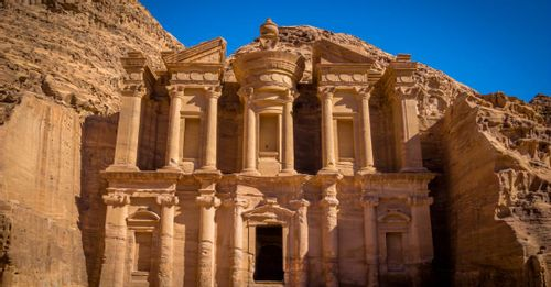 See history in Petra